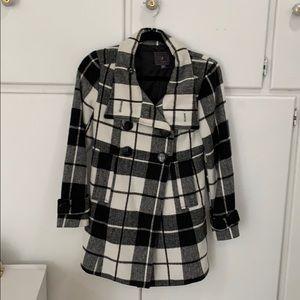 Forever 21 plaid jacket
